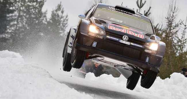 WRC İsveç'te 'Michelin X-Ice North 3' farkı