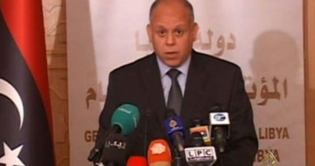 Libya'dan Mısır'a kınama