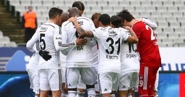 MHK'dan Beşiktaşlı futbolculara brifing