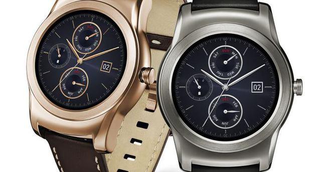 LG tamamen metal gövdeli lüks akıllı saat üretti