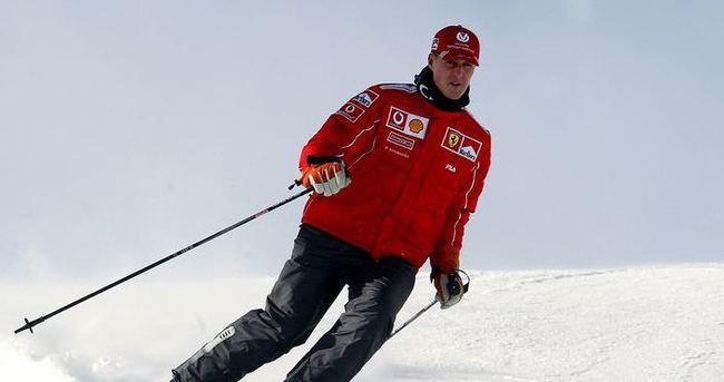 Schumacher'in iyileşmesi yavaş ilerliyor