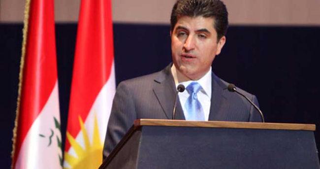 Barzani: Merkezi hükümetin parası yok