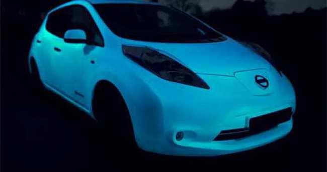 Nissan geceleri parlayacak!