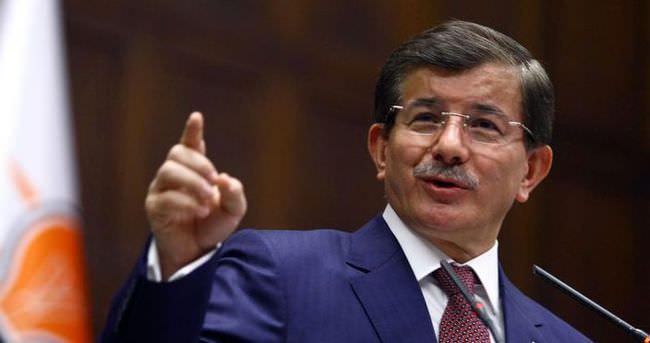 Davutoğlu'ndan Bakanlar Kurulu sonrası flaş açıklamalar