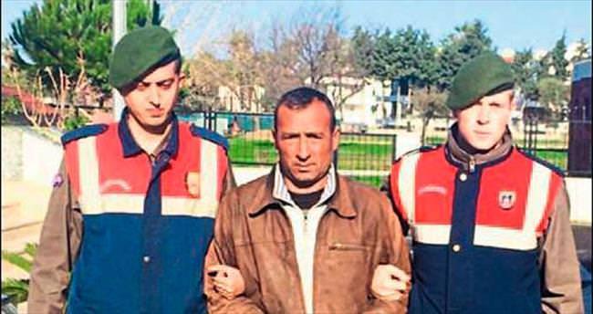 Hırsızlık zanlısı Azeri yakalandı