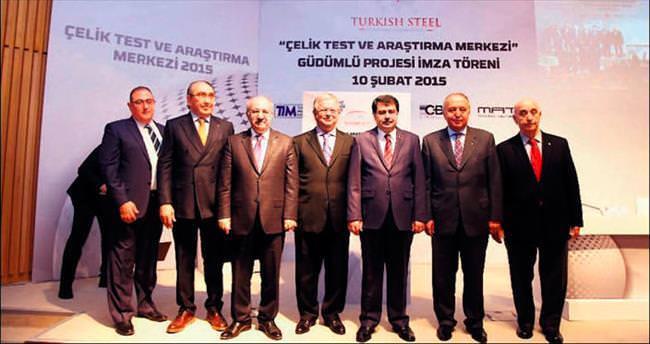 Çelik Araştırma Merkezi İstanbul'u teknoloji üssü yapacak