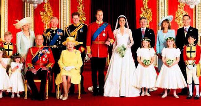 'Kraliyet Ailesi uzaylı gibi'