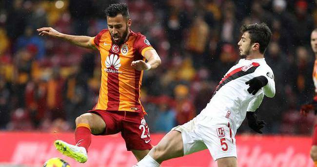 Galatasaray'da penaltı isyanı