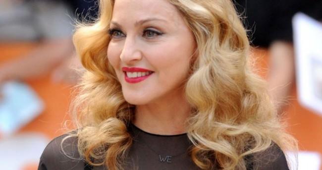 Madonna'ya büyük hakaret