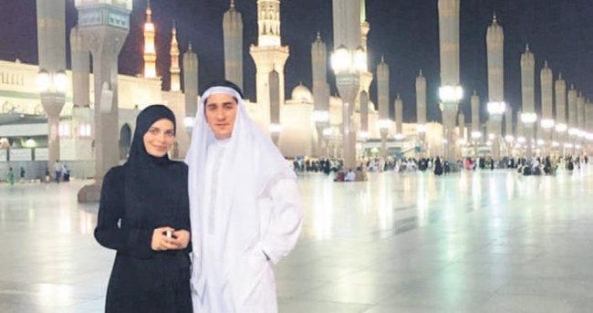 Ceren Hindistan ile sevgilisi imam nikahı kıydı