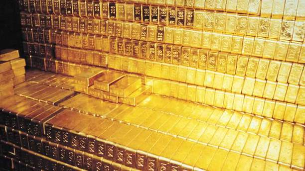 Atatürk Havalimanı'nda 30 kilogram altın ele geçirildi