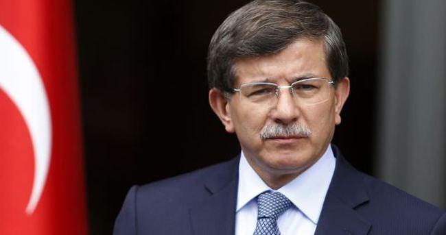 Başbakan Davutoğlu Pakistan'da konuştu