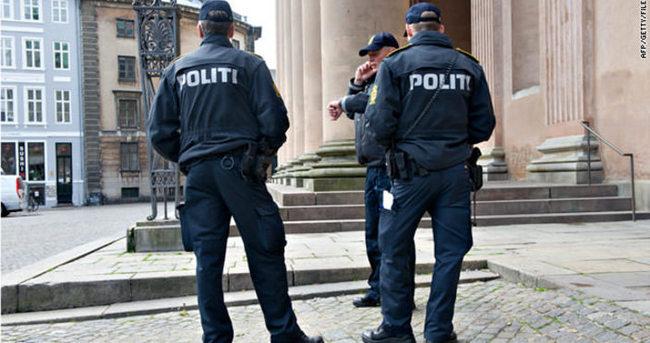Danimarka'da bomba paniği