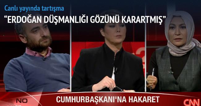 Erdoğan düşmanlığı gözünü karartmış
