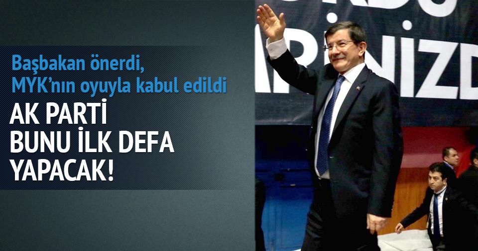 AK Parti şehirlere sandık kuruyor