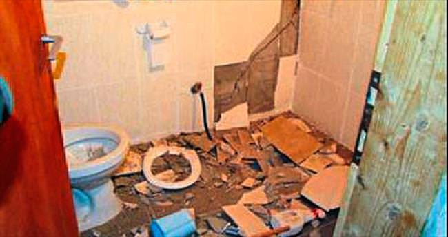 Korkuteli depremi binalara hasar verdi