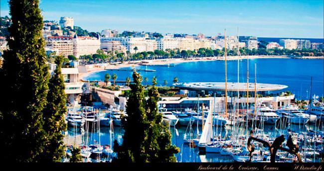 Rüya şehir Cannes