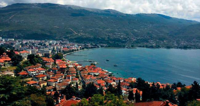 Makedonya'nın incisi: Ohrid