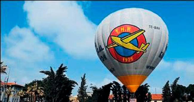 Türk Hava Kurumu Denizlilileri uçurdu