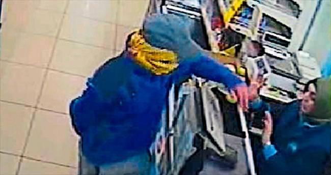 Market hırsızlarına polisten jet gözaltı