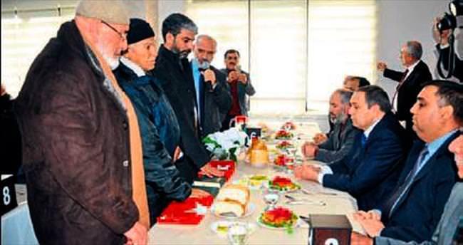 Tarsus'ta kan davası barışla sonuçlandı