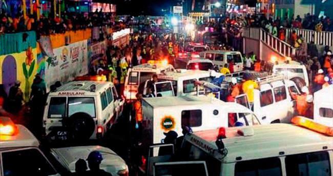 Haiti karnavalında elektrik direği düştü: 20 ölü, 46 yaralı