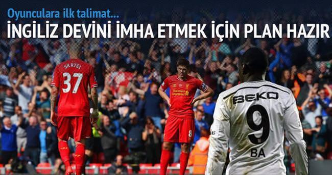 Liverpool'a pranga
