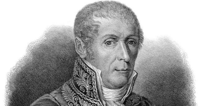 Alessandro Volta Kimdir? Alessandro Volta'ya Özel Doodle