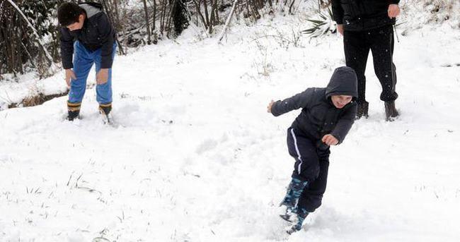 Okullar bugün tatil mi? İşte kar tatili olan il ve ilçeler