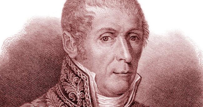 Alessandro Volta bugün doodle oldu
