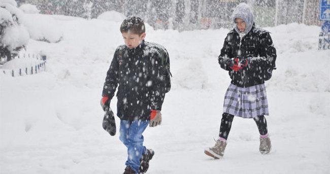 Zonguldakta okullar tatil mi?