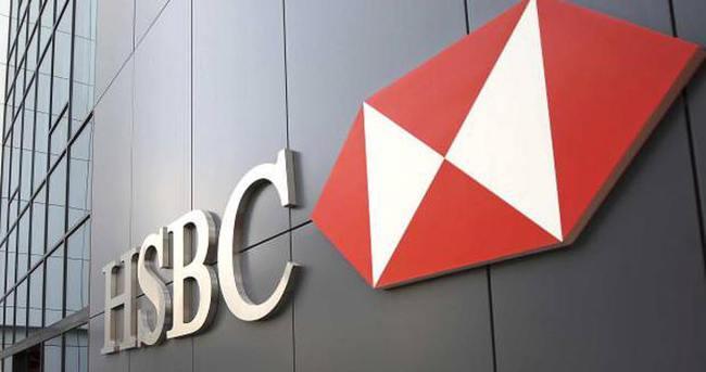 HSBC'ye baskın yapıldı!