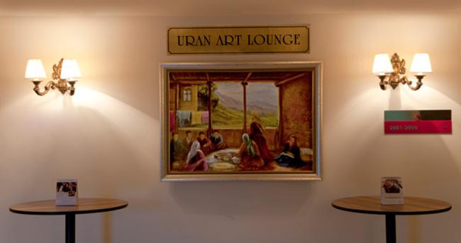 """Sanat Oteli"" bu ay Ressamlar Derneği'ni ağırlıyor"