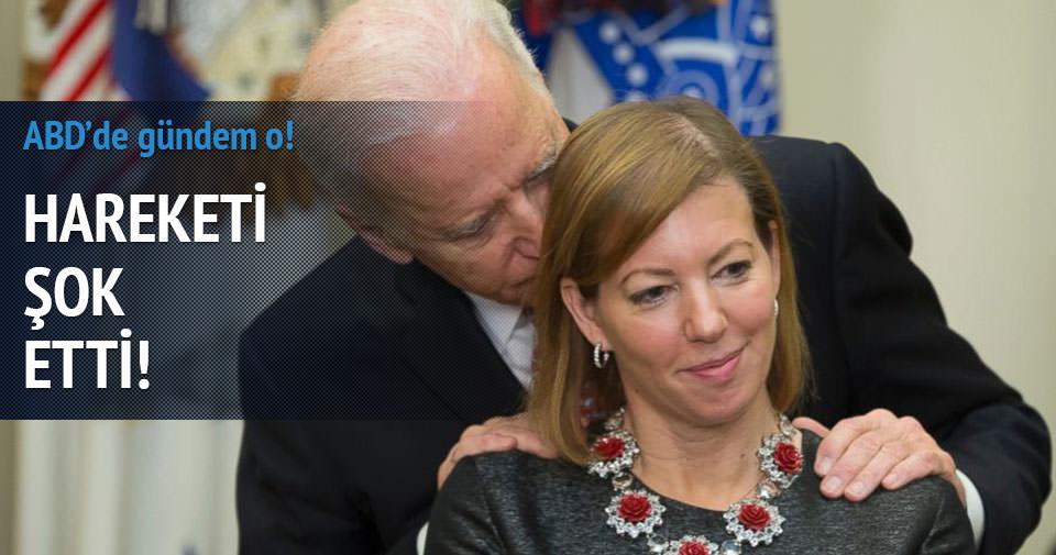 Biden'dan Carter'ın eşine şok hareket