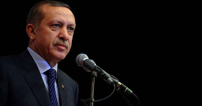 Erdoğan: Kimsesizlerin kimsesiyiz
