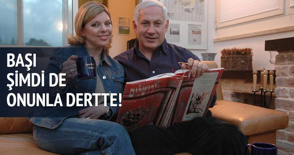 Netanyahu'nun eşi kozmetiğe servet harcadı