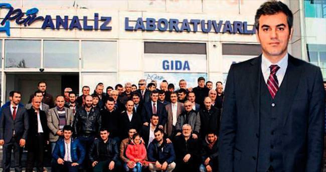 İzmirlilere hizmet için göreve talibim