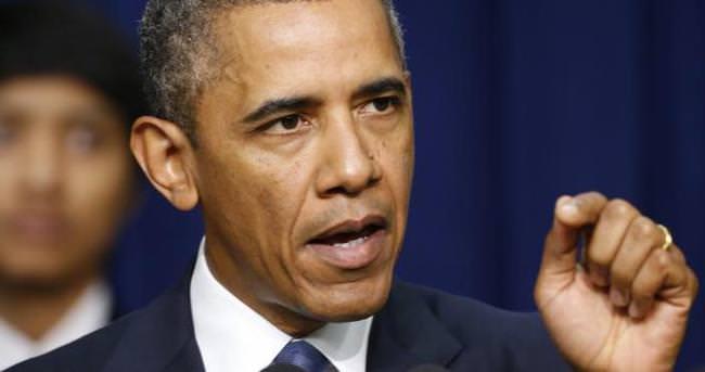 Obama: İslam ile savaşta değiliz