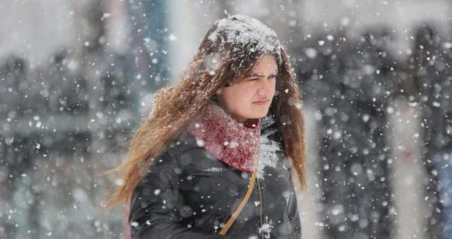 Son dakika hava durumu gelişmesi - Yeni kar alarmı!