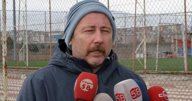 İşte Sergen Yalçın'ın Galatasaray planı!
