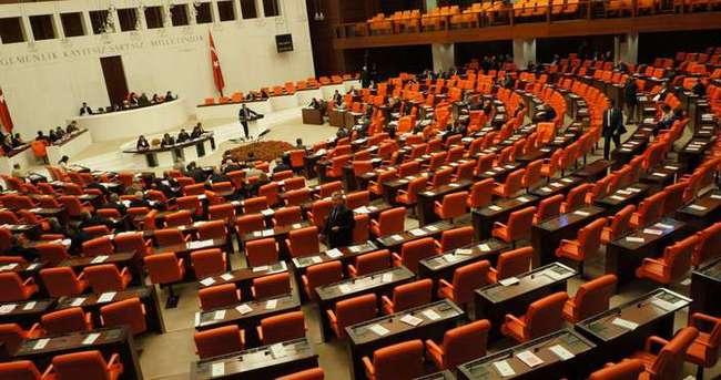 Meclis'te okunan Fatiha tutanaklara x olarak geçti