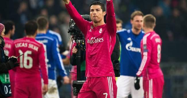 Real Bayern'i, Ronaldo da Messi'yi yakaladı