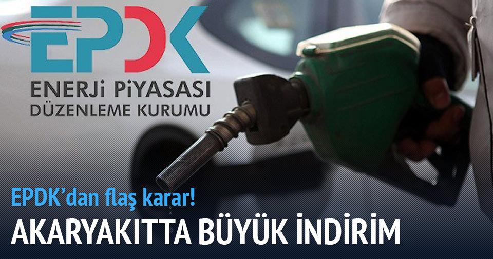 EPDK'dan flaş karar