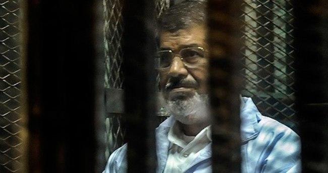 Mursi: Ailemi iki yıldır görmedim