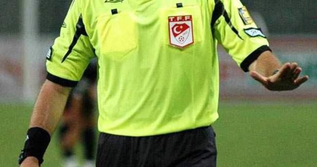 Süper Lig'de 21. hafta hakemleri açıklandı