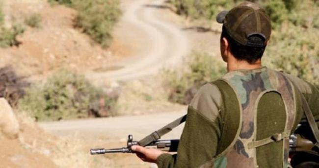 Sınırda 5 günlük askeri yasak bölge uygulaması