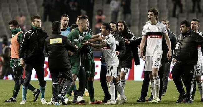 PFDK'dan Beşiktaş'a şok ceza