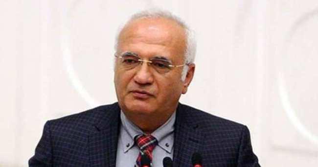 AK Partili Elitaş'tan kararlılık mesajı