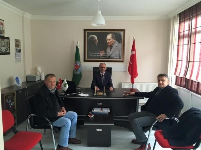 AK Parti Milletvekili Aday Adayı Mustafa Demirci Çalışmalarını Sürdürüyor