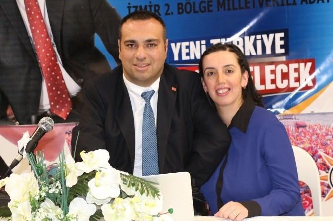 AK Parti İzmir Milletvekili Aday Adayı Ahmet Uğur Baran: